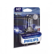 Лампа галогенная Philips Racing Vision GT200 12972RGTB1 +200% (H7)