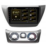 Штатная магнитола Incar DTA-6130 DSP для Mitsubishi Lancer IX (2000-2010) Android 10