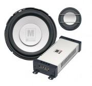 Акустическая система German Maestro MS 5008 (2-х полосная компонентная система)