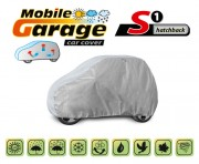 Тент для автомобиля Kegel Mobile Garage S1 Hatchback Smart (серый цвет)