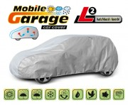 Тент для автомобиля Kegel Mobile Garage L2 Hatchback (серый цвет)