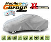 Тент для автомобиля Kegel Mobile Garage XL Sedan (серый цвет)