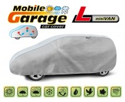 Тент для автомобиля Kegel Mobile Garage L Mini Van (серый цвет)