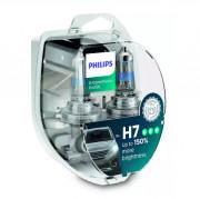 Комплект галогенных ламп Philips X-tremeVision Pro150 12972XVPS2 +150% (H7)