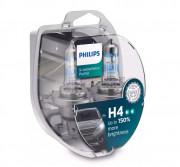 Комплект галогенных ламп Philips X-tremeVision Pro150 12342XVPS2 +150% (H4)