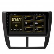 Штатная магнитола Incar DTA-5010 DSP для Subaru Forester 2008-2012, Impreza 2007-2012 (Android 10)