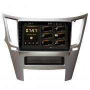 Штатная магнитола Incar DTA-5013 DSP для Subaru Legacy, Outback 2009-2014 (Android 10)