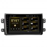 Штатная магнитола Incar DTA-0703 DSP для Suzuki SX4 (2007-2013) Android 10