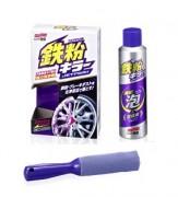 Активная пена для удаления грязи на колесах авто Soft99 Jet Foam Brake Dust Remover 02036