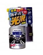 Покрытие для дисков + антистатик Soft99 New Wheel Tonic 400 02044