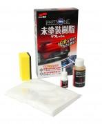 Восстановитель резиновых молдингов Soft99 Black Parts One-Unpainted Resin Parts Refresh Kit 03134