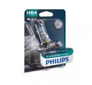 Лампа галогенная Philips X-tremeVision Pro150 9006XVPB1 +150% (HB4)