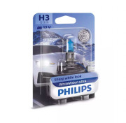 Лампа галогенная Philips WhiteVision ultra 12336WVUB1 (H3)