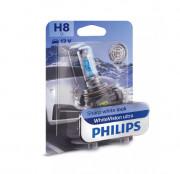 Лампа галогенная Philips WhiteVision ultra 12360WVUB1 (H8)