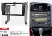 Переходная рамка Carav 11-484 Lexus GS 1997-2005 / Toyota Aristo (S160) 1997-2004 (без навигации), 2 DIN