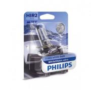 Лампа галогенная Philips WhiteVision ultra 9012WVUB1 (HIR2)