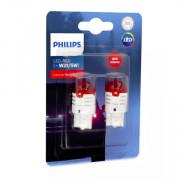 Комплект светодиодов Philips Ultinon Pro3000 SI LED (W21/5W) 11066U30RB2