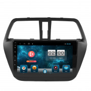 Штатная магнитола Sound Box SBM-8176 DSP для Suzuki SX4 (2013+) Android 9.0