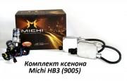 Ксенон Michi 35Вт HB3 (9005) 5000K, 6000К Xenon