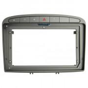 Переходная рамка Carav 22-353 для Peugeot 308 (2007-2013), 408 (2011+), 2DIN / 9'