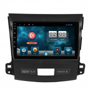 Штатная магнитола Sound Box SBM-8122 DSP для Mitsubishi Outlander XL (Android 9.0)
