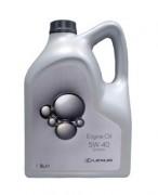 Оригинальное моторное масло Lexus Engine Oil Synthetic 5W-40, 08880-82643