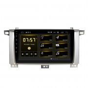 Incar Штатная магнитола Incar DTA-2325 DSP для Toyota Land Cruiser 100 (J105) 2003-2008 (Android 10)