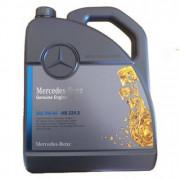 Оригінальна моторна олива Mercedes-Benz Engine Oil 5W-40 (229.3), A000989910211, A000989910213