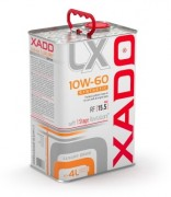 Моторное масло Xado (Хадо) Luxury Drive 10w-60 SM/CF