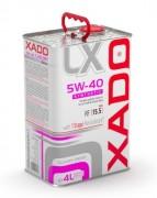 Моторное масло Xado (Хадо) Luxury Drive 5w-40 SN/CF