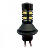 Светодиодная (LED) лампа Torssen P21W / BA15S CAN BUS (DRL + поворот)