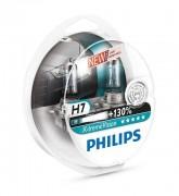 Комплект галогенних ламп Philips X-tremeVision PS 12972XV+S2 (H7)
