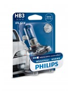 Philips Лампа галогенная Philips WhiteVision PS 9005WHVB1 (HB3)
