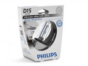 Ксеноновая лампа Philips Xenon WhiteVision D1S 85415WHVS1 35W 5000K