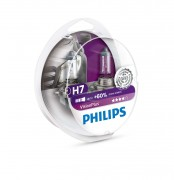 Комплект галогенных ламп Philips VisionPlus PS 12972VPS2 (H7)