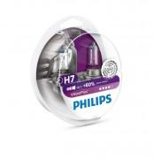 Philips Комплект галогенных ламп Philips VisionPlus PS 12972VPS2 (H7)