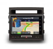 Штатная магнитола Road Rover для Toyota Land Cruiser 200 Restyling 2012+ на базе ОС Android