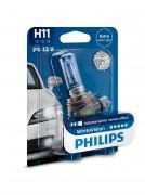 Лампа галогенная Philips WhiteVision PS 12362WHVB1 (H11)