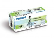 Лампа галогенная Philips LongLife EcoVision PS 12362LLECOC1 (H11)