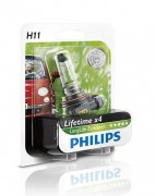 Лампа галогенная Philips LongLife EcoVision PS 12362LLECOB1 (H11)