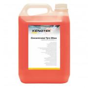 Чернитель резины и пластика (концентрат) Kenotek Pro Concentrated Tyre Gloss (5л)