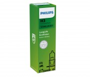 Лампа галогенная Philips LongLife EcoVision PS 12336LLECOC1 (H3)
