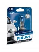 Лампа галогенная Philips WhiteVision PS 12258WHVB1 (H1)