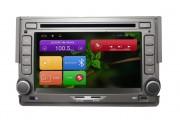 Штатная магнитола RedPower 18212 для Hyundai H1 на базе OS Android 4.2.2