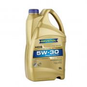 Моторное масло Ravenol HDS Hydrocrack Diesel Specific 5W-30