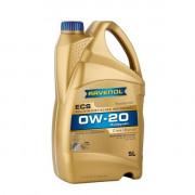 Моторное масло Ravenol Eco Synth ECS 0W-20