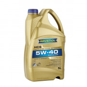 Моторное масло Ravenol HCS 5W-40