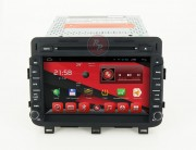 Штатная магнитола RedPower 18191 для Kia Optima FL 2015+ на базе OS Android 4.2.2