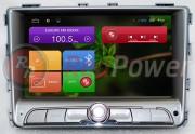 Штатная магнитола RedPower 18160 для Ssang Yong Rexton W 2013+ на базе OS Android 4.2.2