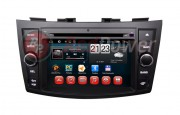 Штатная магнитола RedPower 21227 для Suzuki Swift New на базе OS Android 4.4.2